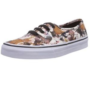 Vans Unisex Authentic ASPCA Cat Shoes